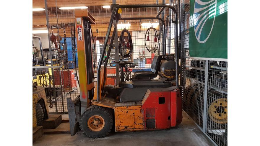 HYSTER | Forkliftmuseum com