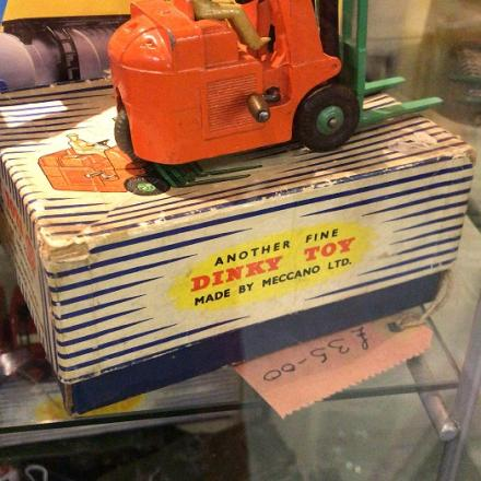 Dinky Toy Forklift