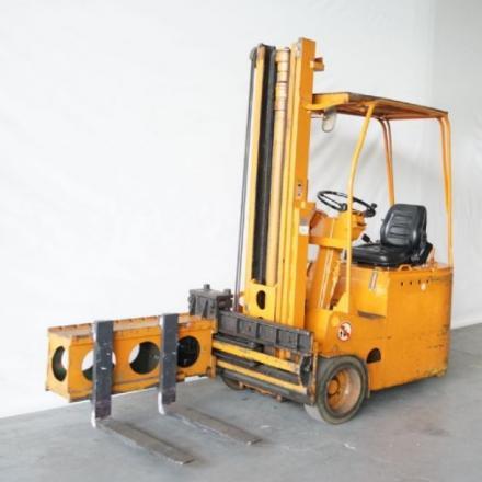 Muli EFG 1501 Speciale constructie