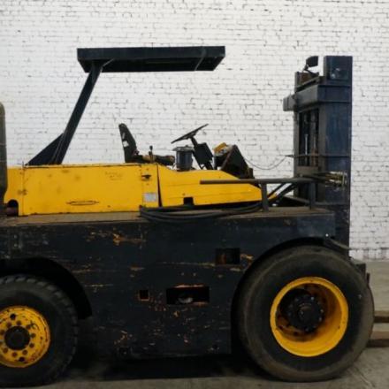 Fabrikant: Takraf type: DFG6302 / HG