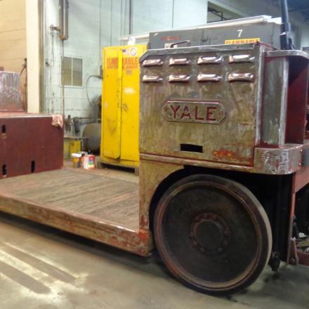 Yale Vintage Forklift 1930-40 NJ NY